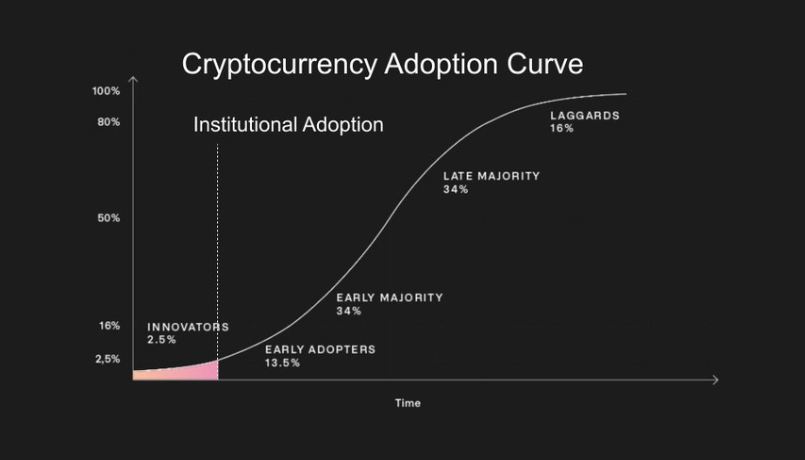 Bitcoin Is at a Critical Point on The Adoption Curve, Says On-Chain Analyst  | Blockchain News