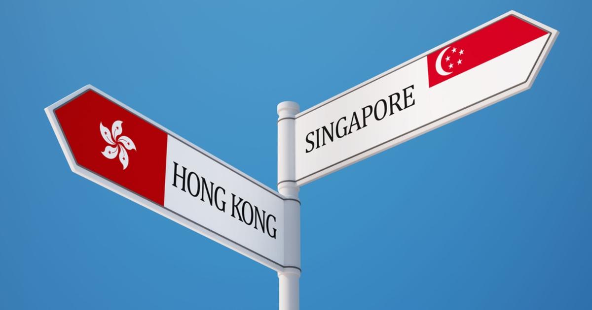 Hong Kong vs Singapore FinTech Sopnendu Mohanty Crypto Blockchain.jpg