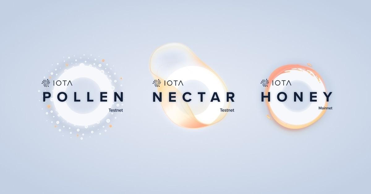 IOTA 2.0 Testnet Pollen Nectar Honey Blockchain.News.jpg