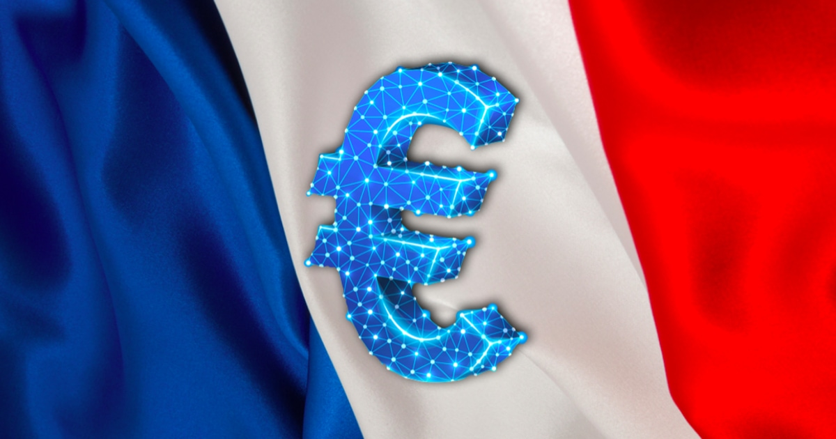 Bank of France First to Successfully Test Digital Euro Blockchain News.jpg