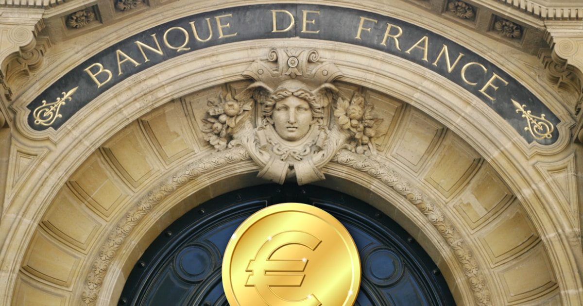 Bank of France CBDC Digital Euro Banque de France HSBC Accenture Blockchain.News.jpg