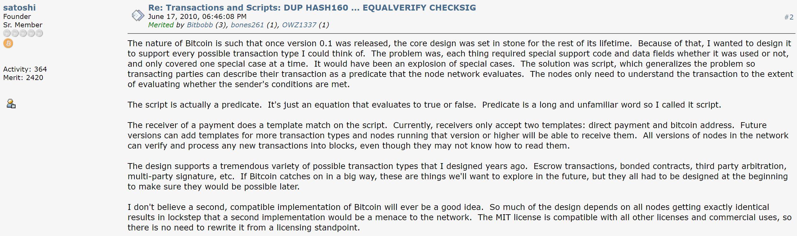 Satoshi Bitcoin talk trusted 3rd party.JPG