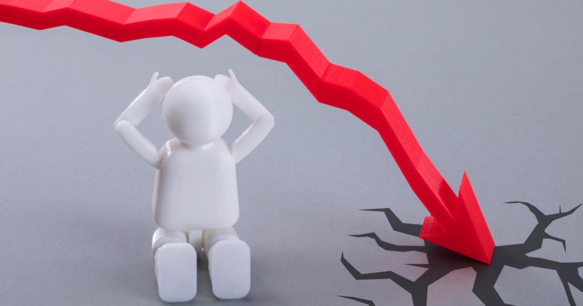 Chainlink Overvalued LINK price Blockchain.News.jpg