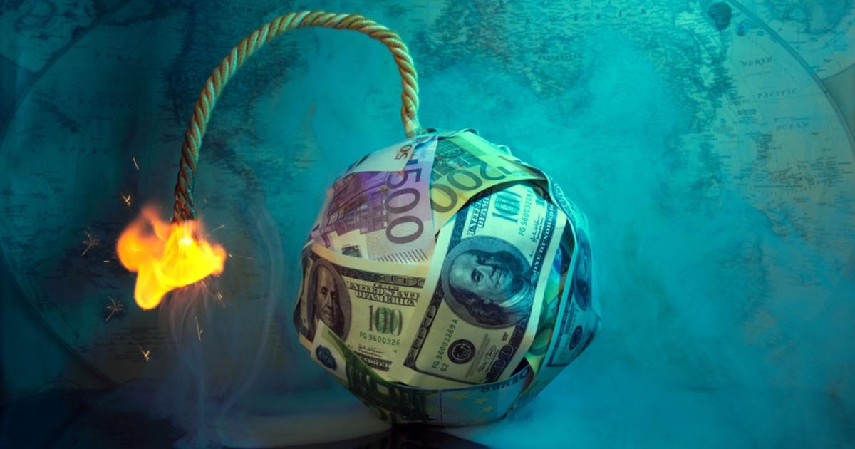 World Economic Forum Warns Global Recession Ahead Fraudsters.jpg