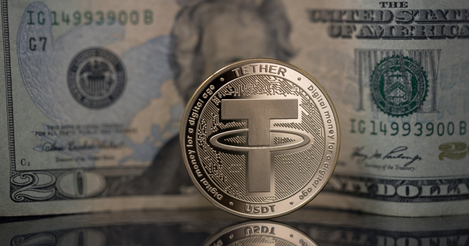 $100 million worth of Tether has been transferred from Tron to Ethereum
