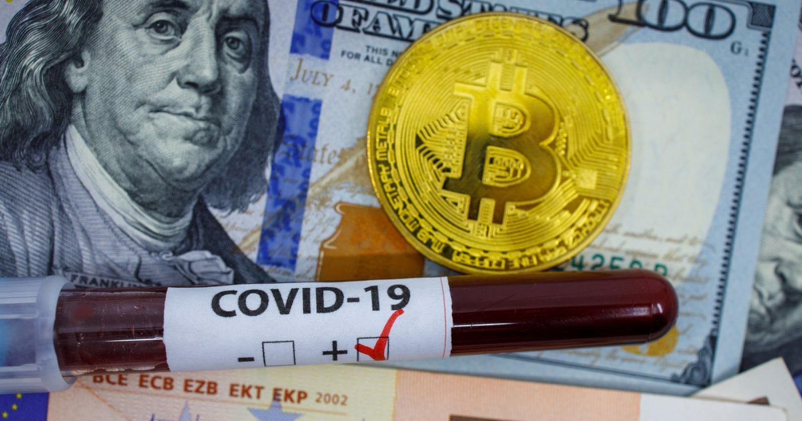 Bitcoin Price and the COVID-19 Pfizer Vaccine