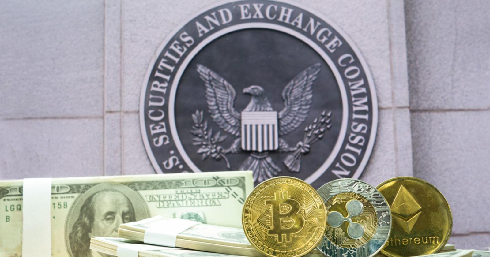 SEC and Jay Clayton crypto