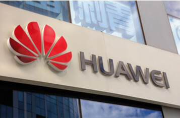Huawei Files Patent For Blockchain Ledger Storage and Device