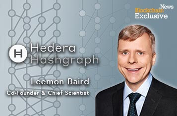 Hedera Hashgraph Chief Scientist Dr. Leemon Baird—Defeating the Byzantine Generals and Bringing a Layer of Trust to the Internet