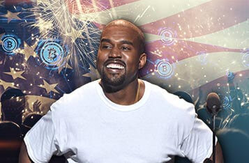 Bitcoin's Future Looks Bright as Kanye West Decides to Run for President 2020