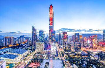 创新城市深圳经济表现良好,前三季度GDP增6.6%,外资投资增长近90%