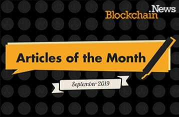 Articles of the Month - September 2019