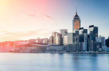 """香港財政司司長陳茂波:保飯碗,香港的""""經濟臺風""""正逐漸形成"""