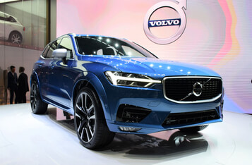 Volvo Cars Invests in London-based Blockchain Firm to Reduce Carbon Dioxide Footprint