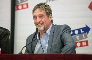 """Only in Crypto: John McAfee Admits """"Copy-Pasting"""" PIVX Whitepaper, Wants to Sue them Nonetheless"""