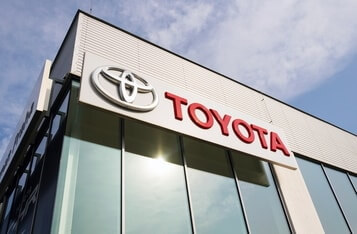 Toyota Reveals Blockchain Lab to the Public After Almost a Year of Development