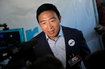 Crypto-Candidate Andrew Yang Officially Withdraws, Blockchain Loses Ally