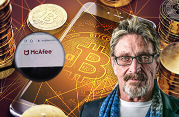 McAfee Comes Clean on His Statement of Bitcoin, in Wake of His 'Dickening'