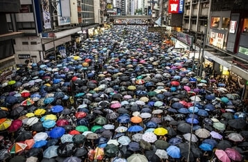 Hong Kong Protests Powering Through Bitcoin Adoption