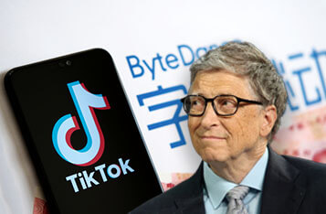 Bill Gates Confused by Trump's Terms for Microsoft TikTok Deal, Twitter Reportedly Joins Race