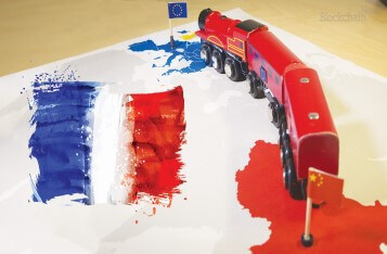 一带一路金融科技-借助区块链转变法国货运物流
