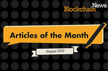 Articles of the Month - August 2019