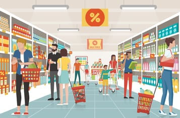 Ontology to Digitize Grocery Shopping Through Blocery DApp