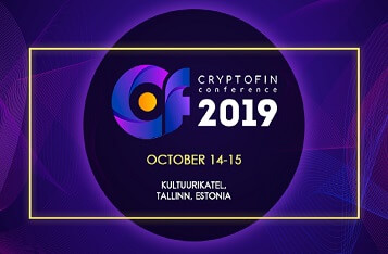 CryptoFin is the largest blockchain, cryptocurrency and alternative banking conference in Northern Europe