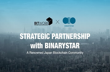 BITWORK alliance with BINARYSTAR, ultimately creating a greater knowledge hub and Blockchain Community between Hong Kong & Japan