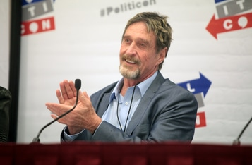 McAfee's Ghostcoin Gets Backing as Payment in Hong Kong