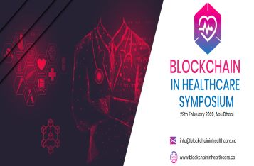 Blockchain in healthcare symposium Abu Dhabi 2020