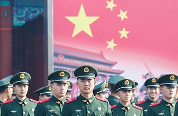中国军方可能会采用区块链管理来提高绩效