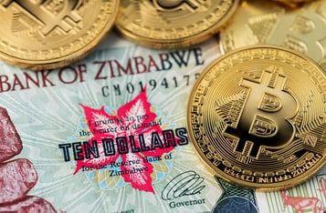 Zimbabwe's Central Bank Finally Takes a Big U-Turn to Regulate Cryptocurrencies