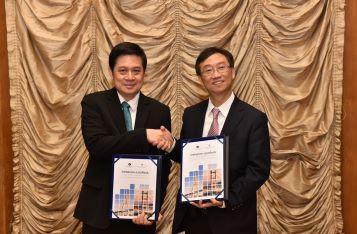 香港金管局联合泰国央行发布数字货币研究计划