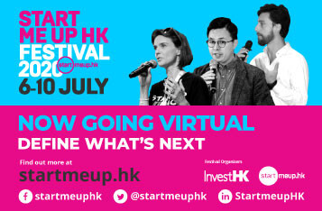 InvestHK unveils details of virtual StartmeupHK Festival 2020