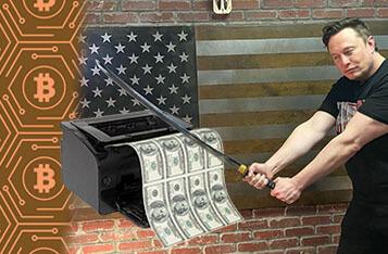 Elon Musk and Joe Rogan Slam US Stimulus Money Printing and Incoming Inflation