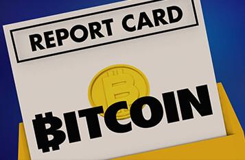 区块链报告:比特币获A评级;而EOS获得F评级