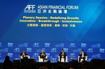 FinTech Remains as a High Priority Sector, Says Hong Kong Chief Executive Carrie Lam at the Asian Financial Forum 2020
