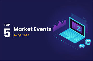 What are the Top 5 Blockchain Market Events to Watch in Q2 2020?