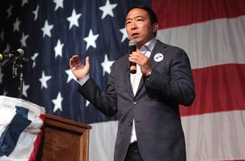 加密货币候选人Andrew Yang呼吁美国改革加密法规