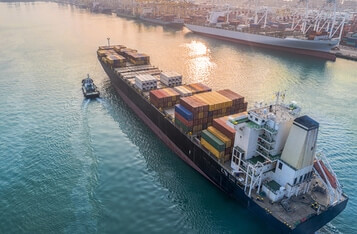 Blockchain at Work - Disrupting the Freight Forwarding Industry