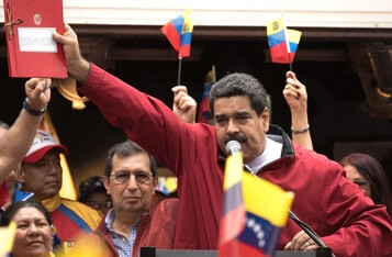 Venezuelan President Nicolas Maduro Leverages Coronavirus Pandemic for National Petro Adoption