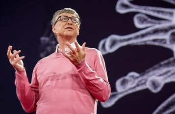Bill Gates Denies COVID-19 Vaccine Microchips and Satanic Conspiracy Theories