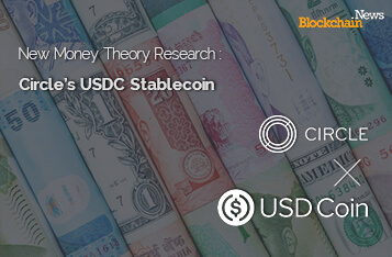 New Money Theory in Action: Circle's USDC Stablecoin