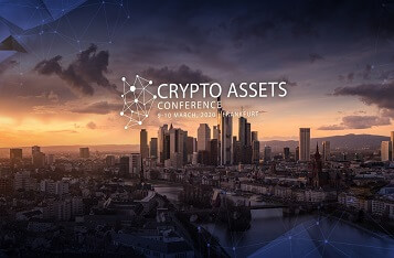 "Crypto Assets Conference 2020: The Conference on ""Blockchain & Finance"""