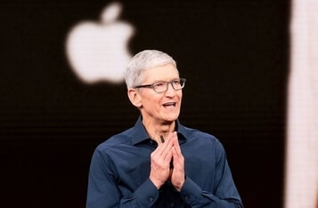 Tim Cook Says 'No' to Apple Launching Crypto Similar to Libra