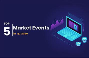 2020年第二季度五大值得关注的区块链市场事件