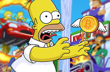 Crypto Gains Significant Exposure as Jim Parsons Debuts on The Simpsons to Introduce the 'Cash of the Future'