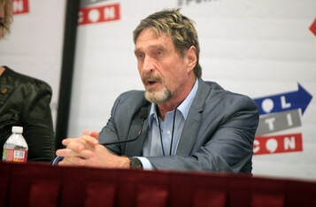 McAfee Admits 2020 Bitcoin Million Dollar Price Prediction Was a Ruse